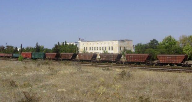 Станцию Севастополь-товарный отремонтируют