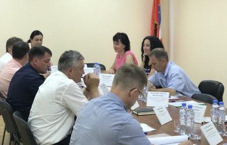Состоялось заседание Координационного совета при Минюсте России по Севастополю