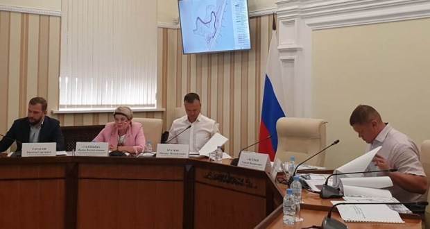 Утверждена концепция освоения территории микрорайона «Заводское» Симферополя
