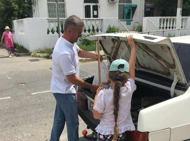Севастопольский «Доброволец» продолжает программу «Продуктовое обеспечение». Кто готов присоединиться?