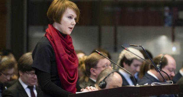 Представитель Киева в Гааге требует газ и нефть, добываемые в Черном море