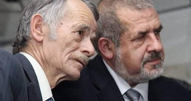 Мустафа Джемилев и Рефат Чубаров хотят приехать в Крым в октябре