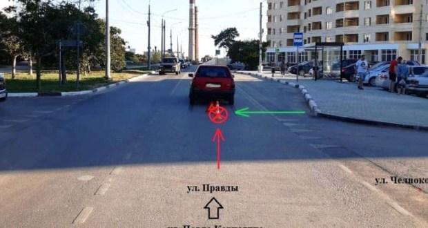 За два дня в Севастополе – два ДТП с участием детей