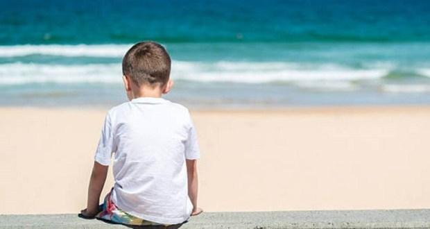 В Крыму на пляже потерялся ребенок. Пришлось вызывать спасателей