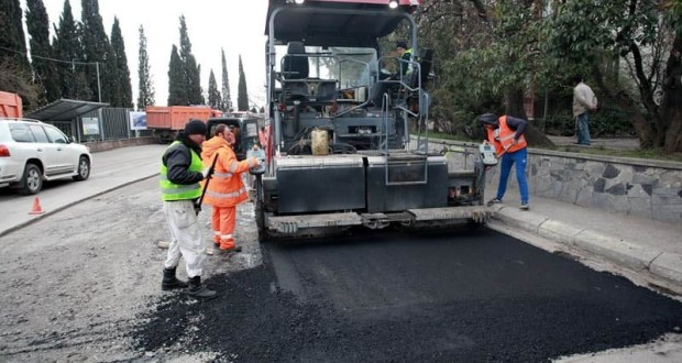 В Ялте на ремонт дорог потратят почти полмиллиарда рублей