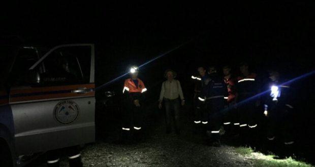 В районе с. Кизиловое три часа искали грибника