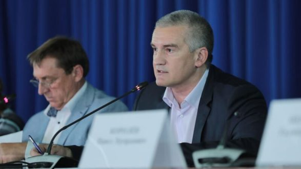 Сергей Аксёнов провёл выездное совещание по проблемным вопросам Белогорского района