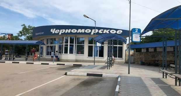 В Черноморском районе Крыма ловили нелегальных перевозчиков. Поймали