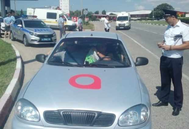 В Симферополе пресечена деятельность еще 4 нелегальных перевозчиков
