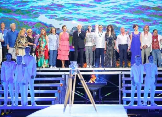 Стартовал XXVII Международный детский кинофестиваль «Алые паруса Артека»