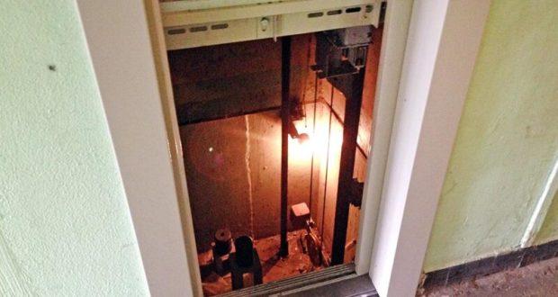 В Севастополе рухнул лифт. Есть пострадавшие