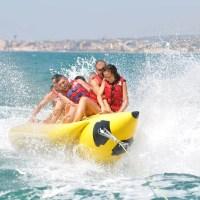 Информация для курортников: гидроциклы, катающие людей «на банане», - под запретом