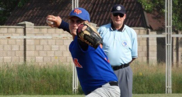 Сборная Крыма - в лидерах чемпионата России по бейсболу