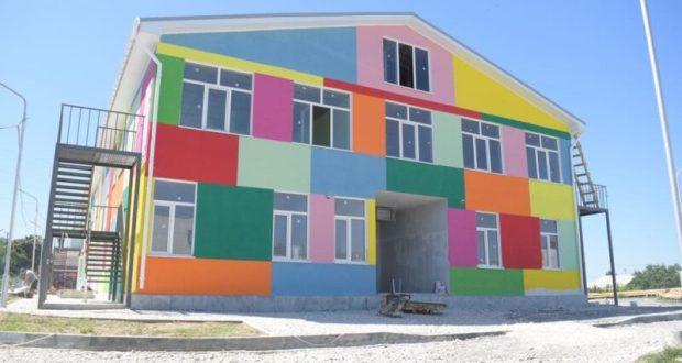 К 1 сентября в Симферополе достроят еще четыре детских сада