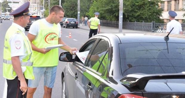 Итоги операции «Нетрезвый водитель» на дорогах Крыма