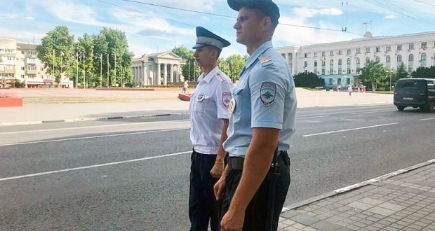В Крыму подвели итоги операции «Безопасность пешехода»