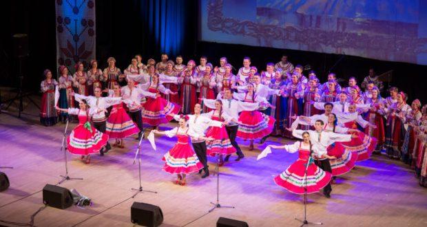 В Крым едет Уральский народный хор. В масштабный гастрольный тур