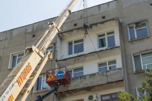 В Севастополе идёт модернизация инфраструктуры детской городской больнице №5