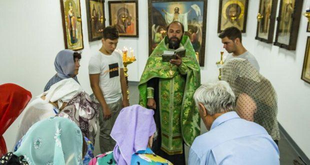 """В аэропорту """"Симферополь"""" отпраздновали День семьи, любви и верности"""