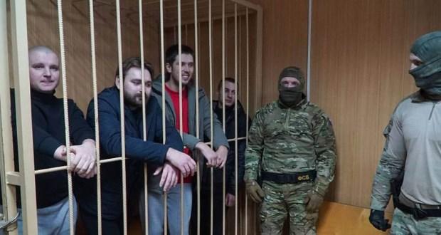 Обмен «удерживаемых лиц» Россией и Украиной перенесен начало сентября