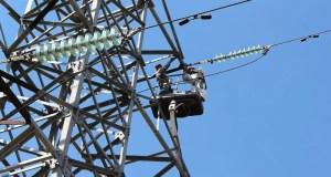 Мастера «Крымэнерго» в этом году отремонтировали около 1600 км линий электропередач и 838 подстанций