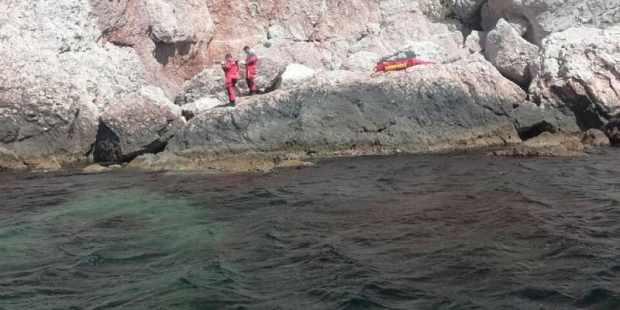 Недалеко от балаклавского пляжа «Васили» погиб отдыхающий
