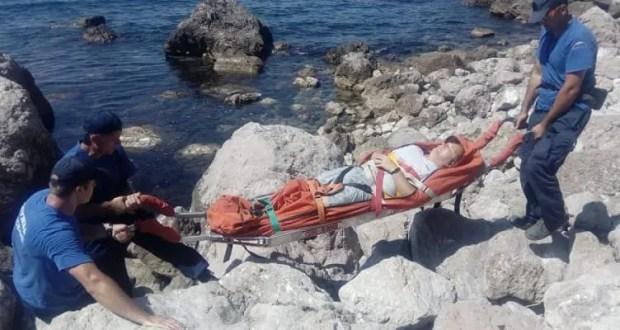 В воскресенье пришлось потрудиться севастопольским спасателям. Хроника происшествий