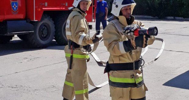 Только за одни сутки в Крыму ликвидировано 11 пожаров и эвакуировано 15 человек