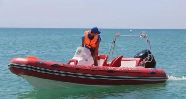 В акватории Черного моря спасены 11 человек
