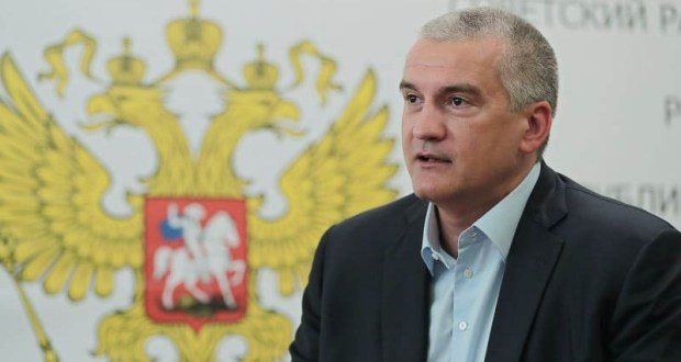 Сергей Аксёнов заявил, что готов еще на пять лет возглавить Крым