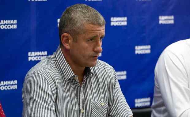 В Севастополе подвели итоги взаимодействия «Единой России» и Общественного Движения «Доброволец»