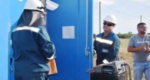 Новый микрорайон Евпатории Айсабай подключили к электросетям
