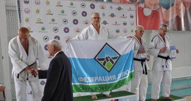 Леонид Рубель из Севастополя - серебряный призёр чемпионата России по дзюдо среди мастеров