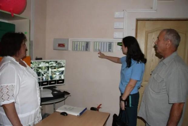 ГУ МЧС России по Республике Крым приняло школы к новому учебному году