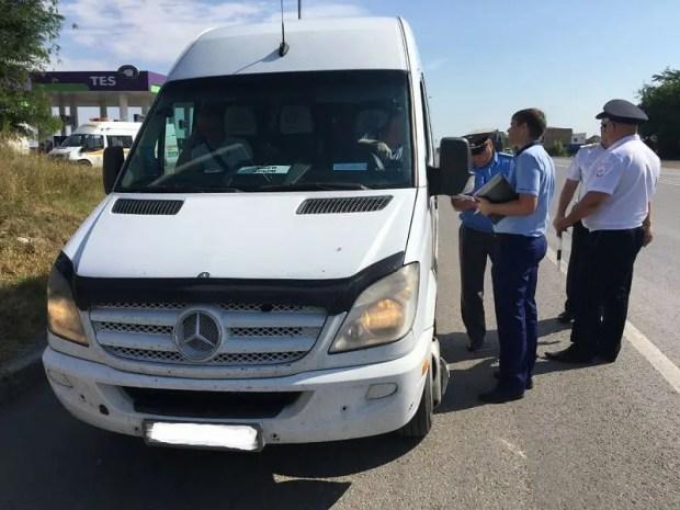 В Крыму выявляют нелегальных перевозчиков