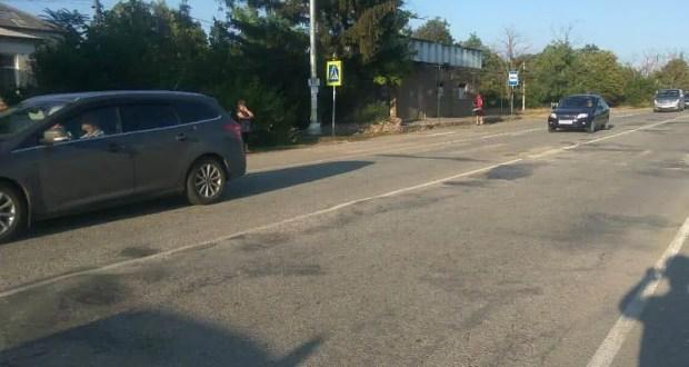 Пешеходов в Симферополе сбивают ежедневно