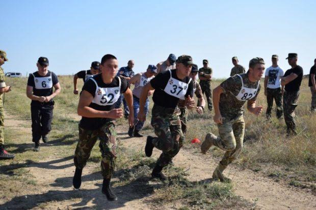В Крыму определились победители и призеры чемпионата по военно-прикладному спорту среди подразделений Росгвардии