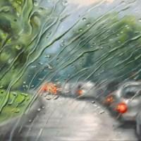 В Крыму - пониженное атмосферное давление и грозовые дожди