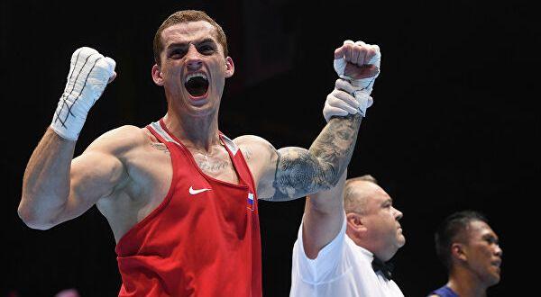 Глава Крыма поздравил Глеба Бакши с победой на Чемпионате мира по боксу
