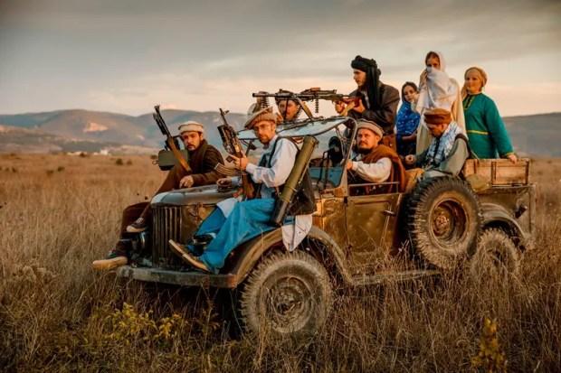 VI Крымский военно-исторический фестиваль приглашает гостей на Федюхины высоты