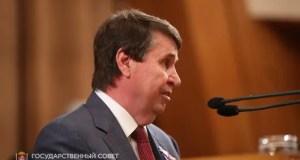 Представлять Госсовет Крыма в Совете Федерации снова будет Сергей Цеков