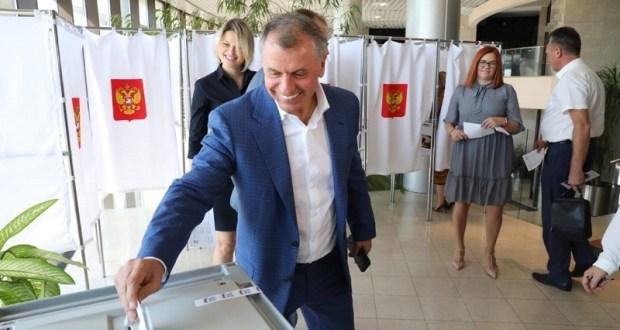 Владимир Константинов: эти слова – «Республика Крым» – мы выстрадали