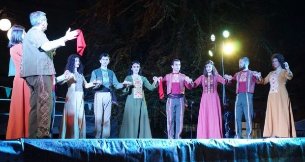В Крыму состоялись Дни армянской культуры