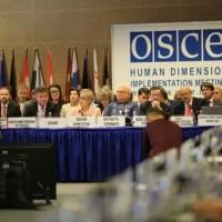 Скандал на площадке ОБСЕ. Причина – в словосочетании «российский Крым»