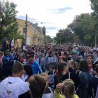 Массовый забег «Кросс нации – 2019» состоялся в Симферополе