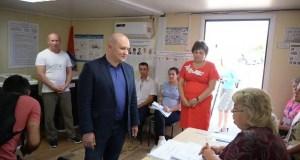 Врио губернатора Севастополя не смог проголосовать – нет прописки