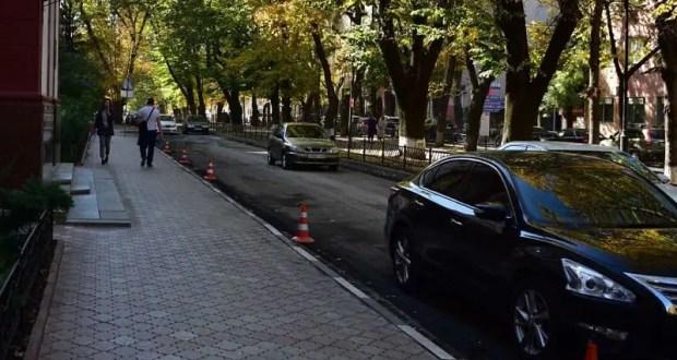 Вниманию автомобилистов: в Симферополе, на бульваре Франко - ограничение движения в ночное время