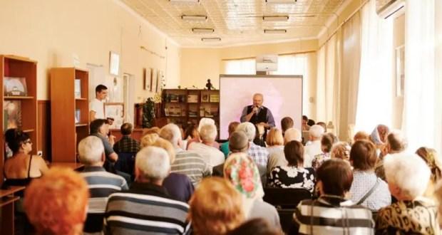 """Участники форума """"Таврида 5.0"""" - писатели и поэты - нагрянули в Бахчисарай"""