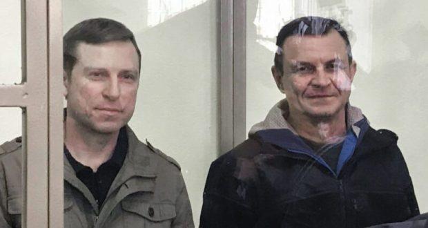 Российского омбудсмена попросили разыскать двух осужденных в Крыму граждан Украины