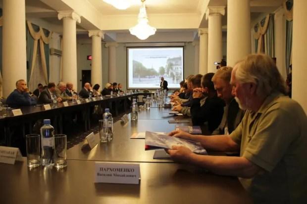 Севастопольский «Доброволец» - о реконструкции Большой Морской и Наблюдательно совете